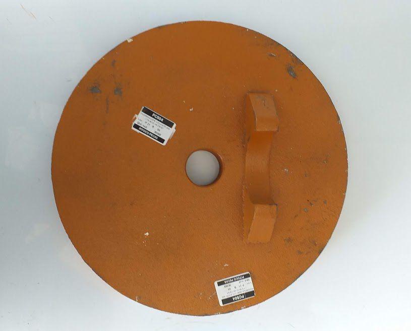 Setor Basculante para Betoneira Fischer MOB1 400 Litros