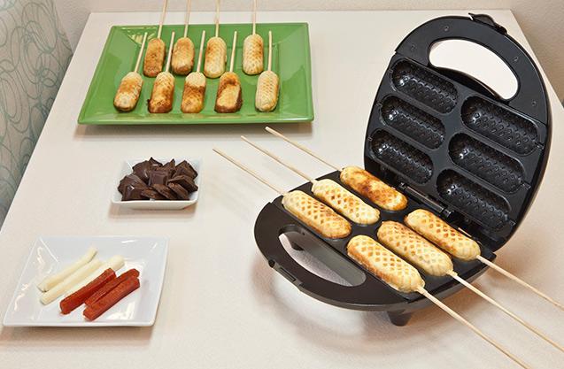 Crepeira e Hot Dog SM-680