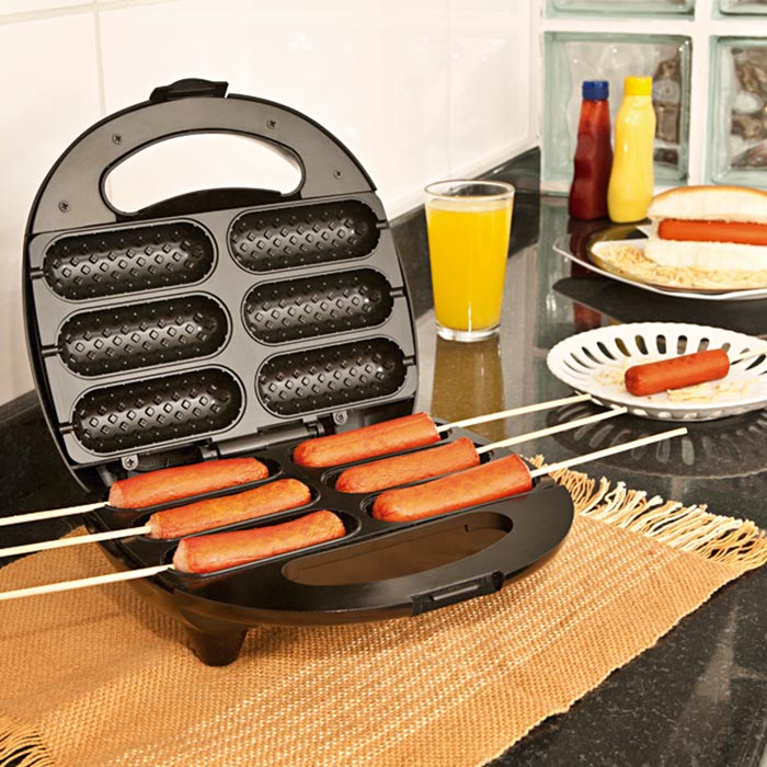 Crepeira e Hot Dog SM-680