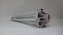 Cabideiro da Secadora de Roupas SteamMax mod. SM-120