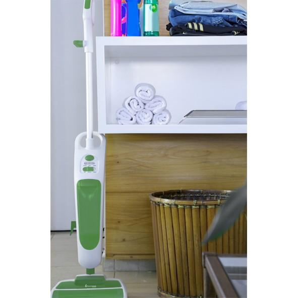 Higienizador e Vassoura Elétrica 2-em-1 SM-421
