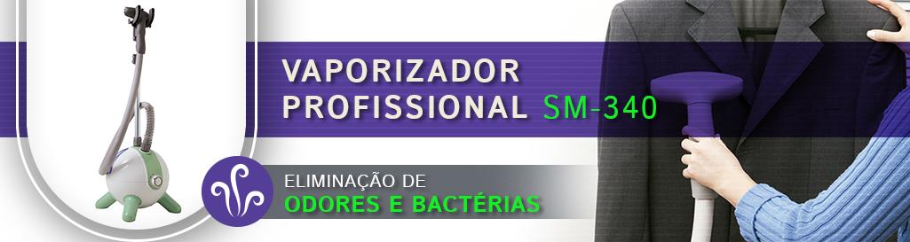 Oferta Exclusiva Vaporizador Profissional SM-340