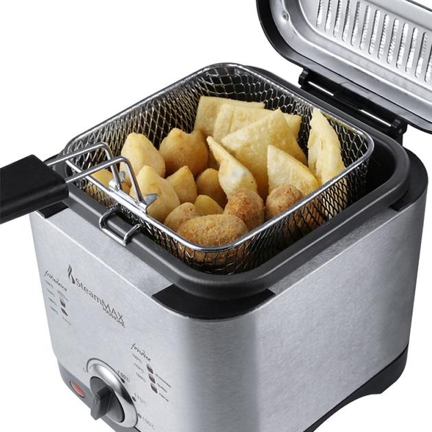 Fritadeira e Fondue 2-em-1 SM-610