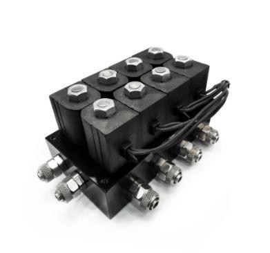 Bloco de Válvulas HKI V8 10mm NAC