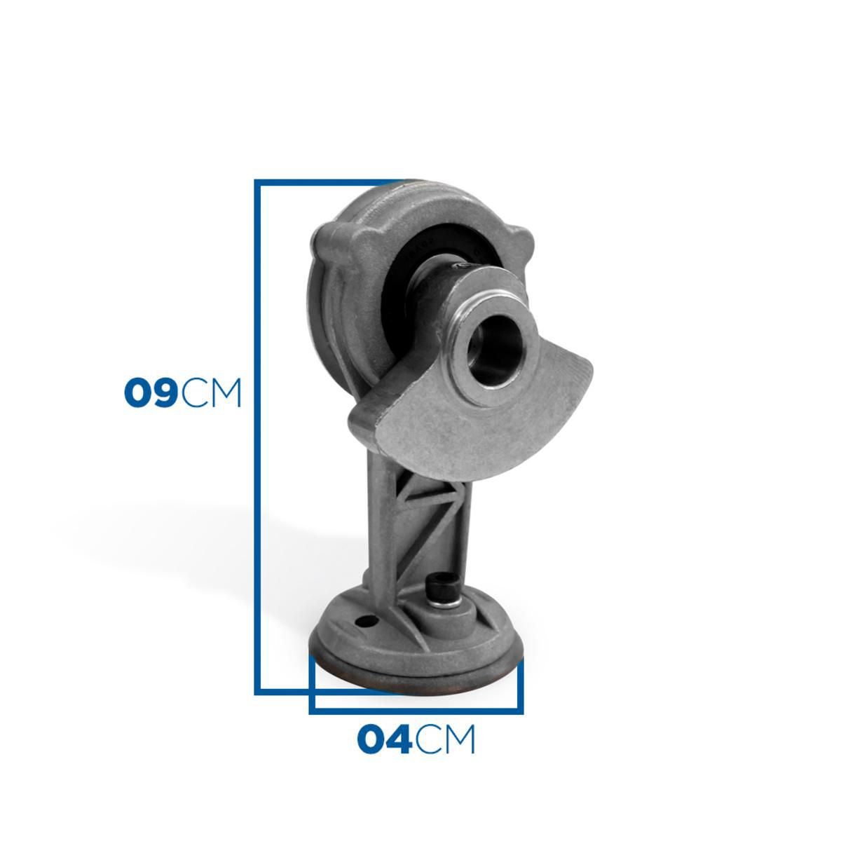 Pistão Com Virabrequim p/ Compressor de Ar 325c, 380c, 400c, 444c, 450c, 480c