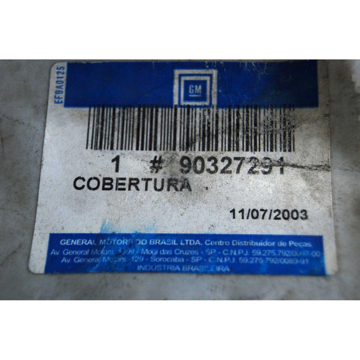 Cobertura Gancho Reboque Parachoque Traseiro Omega 93 a 98
