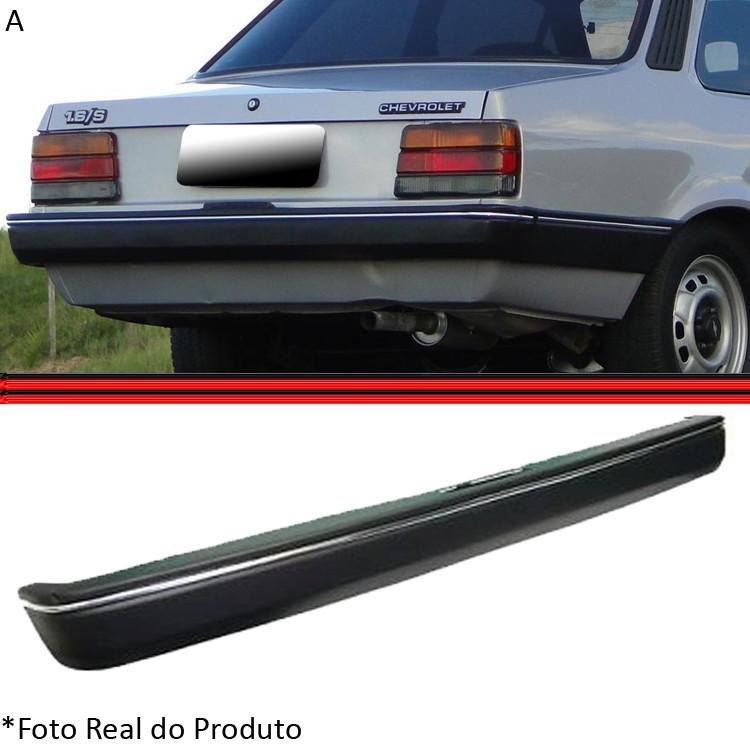 Parachoque Traseiro - Chevette 87 até 93 - Alma Plástica Interna
