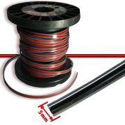 Filete Friso Prata Adesivo Carros Motos Universal 5mm 5mts