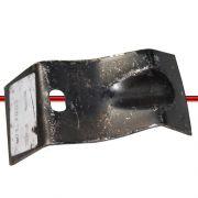 Calço Interno Reforço Suporte Parachoque Fusca 1200 59 a 69