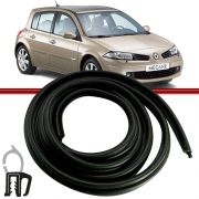 Borracha Tampa Porta Malas Megane Hatch 98 a 06 4,60 mts