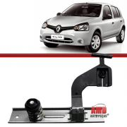 Fechadura Superior Capo Clio Hatch Sedan 13 a 16