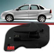 Macaneta Interna Porta Dianteira Corsa Hatch 02 a 12 Corsa Sedan 02 a 12 Montana 02 a 12 2/4 Portas