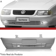 Parachoque Dianteiro Santana 99 A 06 Primer