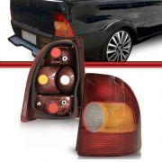 Lanterna Traseira Strada 96 a 99 Tricolor