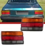 Lanterna Traseira Chevette 87 a 93 Fumê Adaptável nos Modelos 83 a 86 JCV