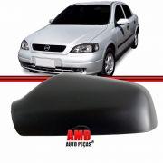 Capa Espelho Retrovisor GM Astra 99 a 12 Preto