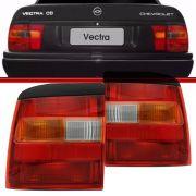 Lanterna Traseira Vectra 94 a 96 Tricolor