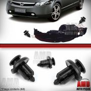 Kit Grampo Presilha Parabarro Honda Civic City Fit CRV Accord Legend 02 a 08