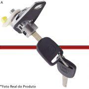 Cilindro Miolo Tampa Porta Mala Civic 01 a 05 Com Chave