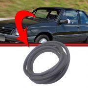 Borracha Parabrisa Monza Tubarão Classic Hatch Sedan 82 a 96 para Friso