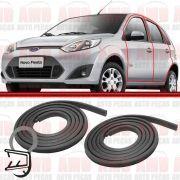 Par Borracha Porta Fiesta Amazon Hatch Sedan Ecosport GL 02 a 11
