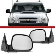 Espelho Retrovisor Com Controle S10 Blazer 95 a 05