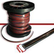 Rolo Filete Friso Cromado Adesivo Carros Motos Universal 10mm