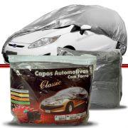 Capa Cobrir Protetora Proteção Carro Com Forro Tamanho P