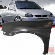 Paralama Dianteiro Corsa Wind Hatch Super Sedan Wagon Pick-up 94 a 10