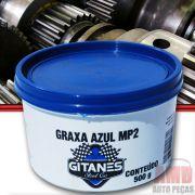 Graxa Azul MP2 500g