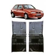 ASSOALHO FIESTA HATCH SEDAN 96 - 06 COURIER 96 - 06