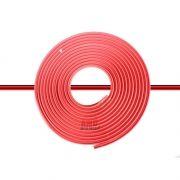 Friso Parachoque Logus 93 a 97 Pointer 94 a 96 Vermelho 7 Metros