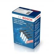 JOGO CABO VELA BOSCH CLIO/LOGAN/SANDERO/KANGOO 1.0 16V 2005 A 2013 F00099C602