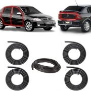 KIT BORRACHA PORTA + MALA ASTRA HATCH SEDAN 99 A 11 2/4 PORTAS