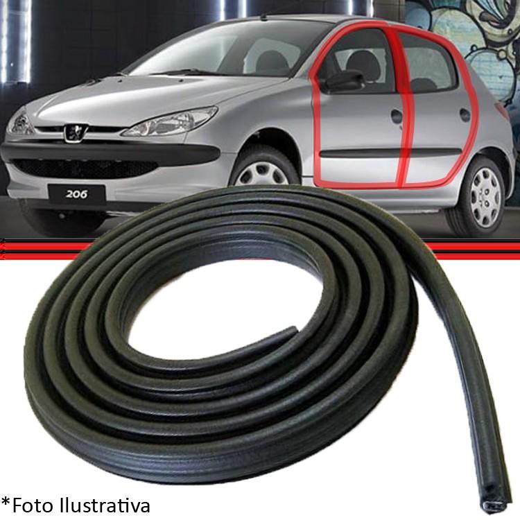 Borracha Porta Peugeot 206 207 Peu307 Peugeot 306 SW Hatch 99 a 11 2 ou 4 Portas