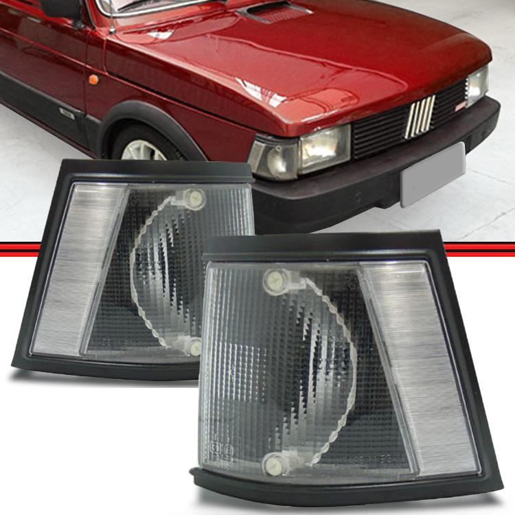 Lanterna Dianteira Fiat 147 Spazio Oggi Panorama 83 a 86 Cristal  - Amd Auto Peças