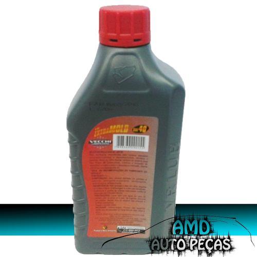 Oleo Motor Mineral Sae 20w 40 Ou 20 W50 1 Litro  - Amd Auto Peças