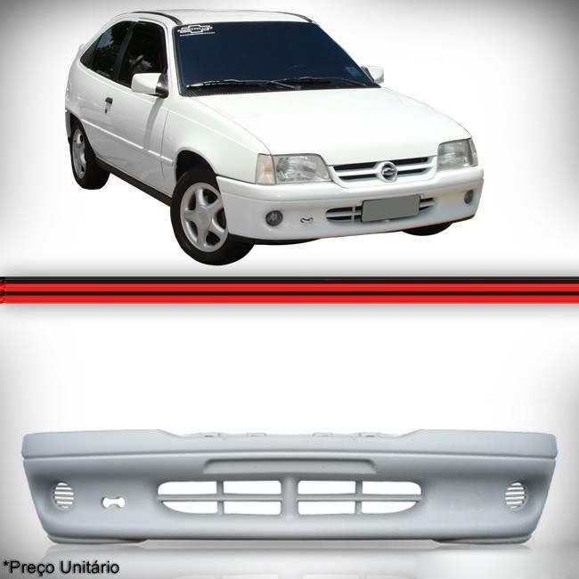 Parachoque Dianteiro kadett Gl GLS 96 a 98 Wolf Primer  - Amd Auto Peças