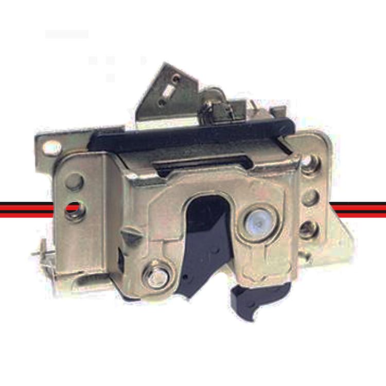 Fechadura Porta Dianteira Gol Parati GII Furgão VW 95 a 99 2 Portas Elétrica