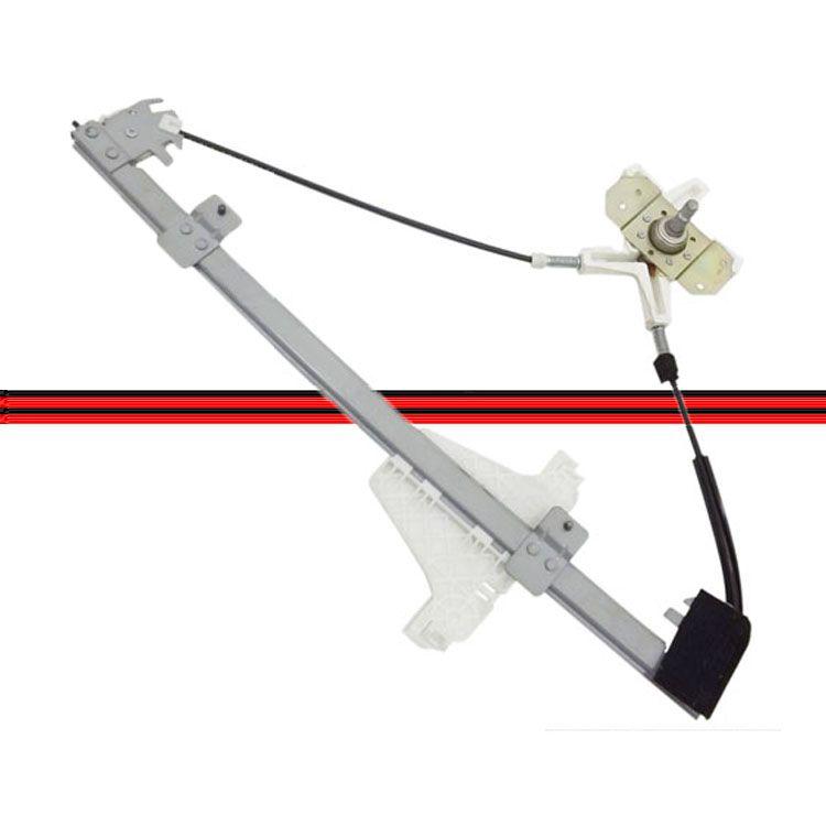 Máquina Vidro Fox 2 Portas 03 a 10 Pino Baixo Manual Fixação Micro