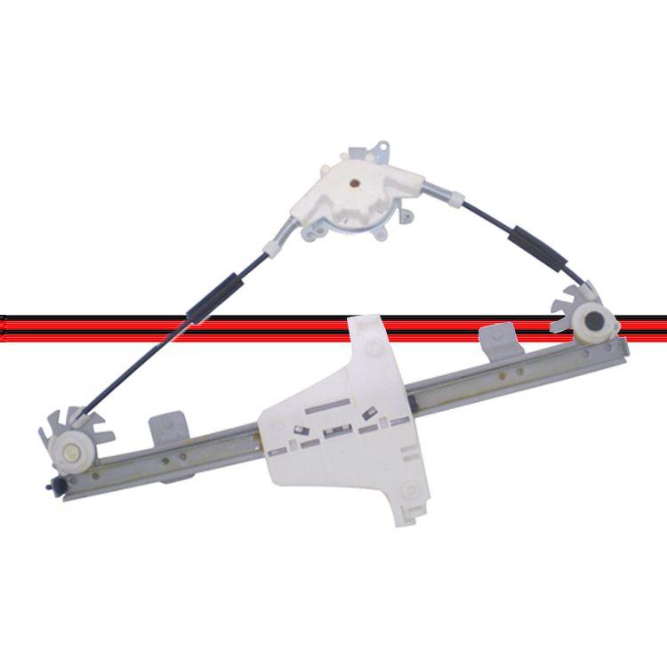 Maquina Vidro Fox 03 a 09 4 Portas Dianteira Elétrica