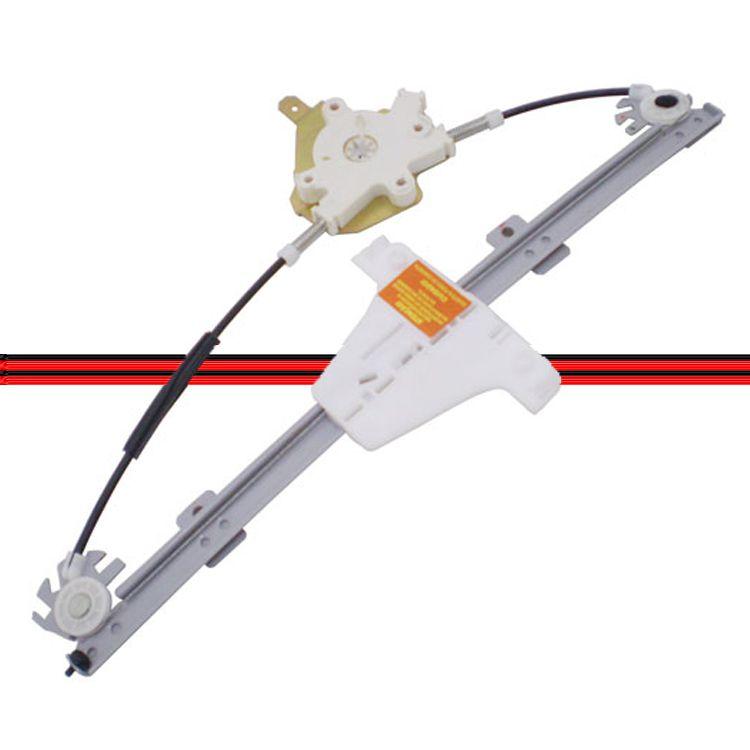 Máquina Vidro Fox 4 Portas Dianteira Elétrica Sem Motor Fixação Motor Original