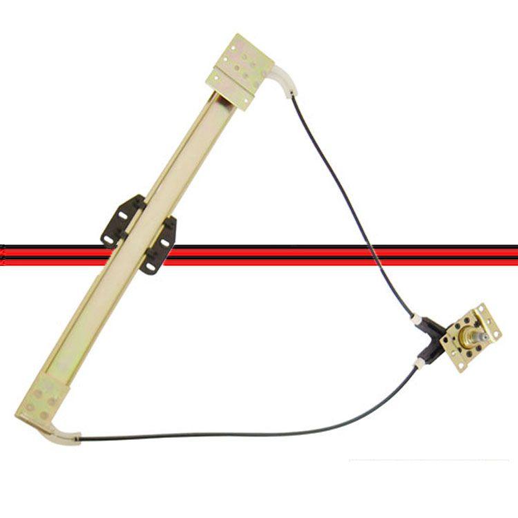 Máquina Vidro Gol 80 a 95 Eletrico Sem Motor