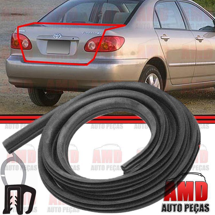 Borracha Porta Malas Corolla 03 a 12 Civic Fit Pointer