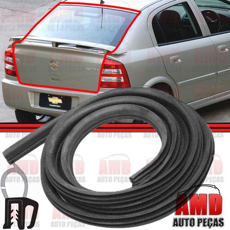 Borracha Porta Malas Corsa Hatch Sedan Wagon 94 a 12 Astra Hatch Sedan Sw 95 a 11