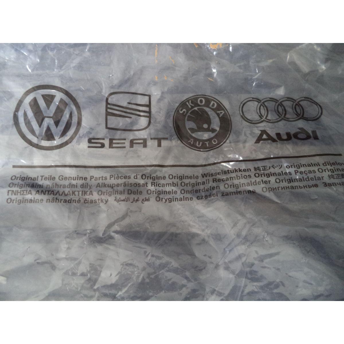 Spoiler Dianteiro Parachoque Golf Sapão 99 a 06 Original Volkswagen