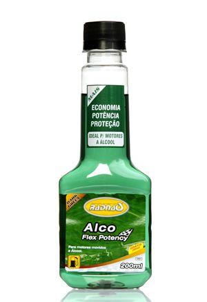 Aditivo Combustível Álcool Radnaq 200ml