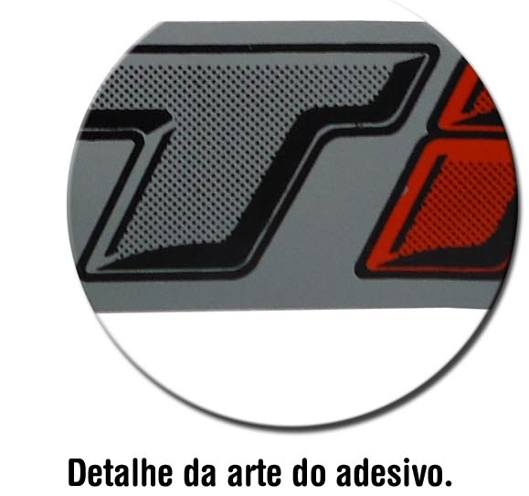 Emblema Porta (COLUNA) Gol Gti