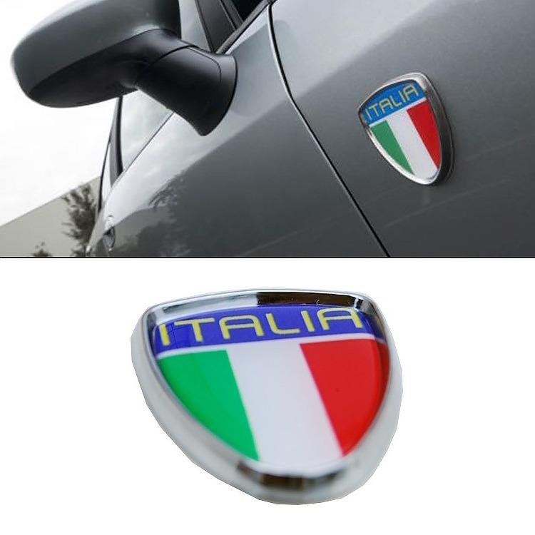 Emblema Escudo Itália Fiat Punto Stilo Palio Siena Idea Universal