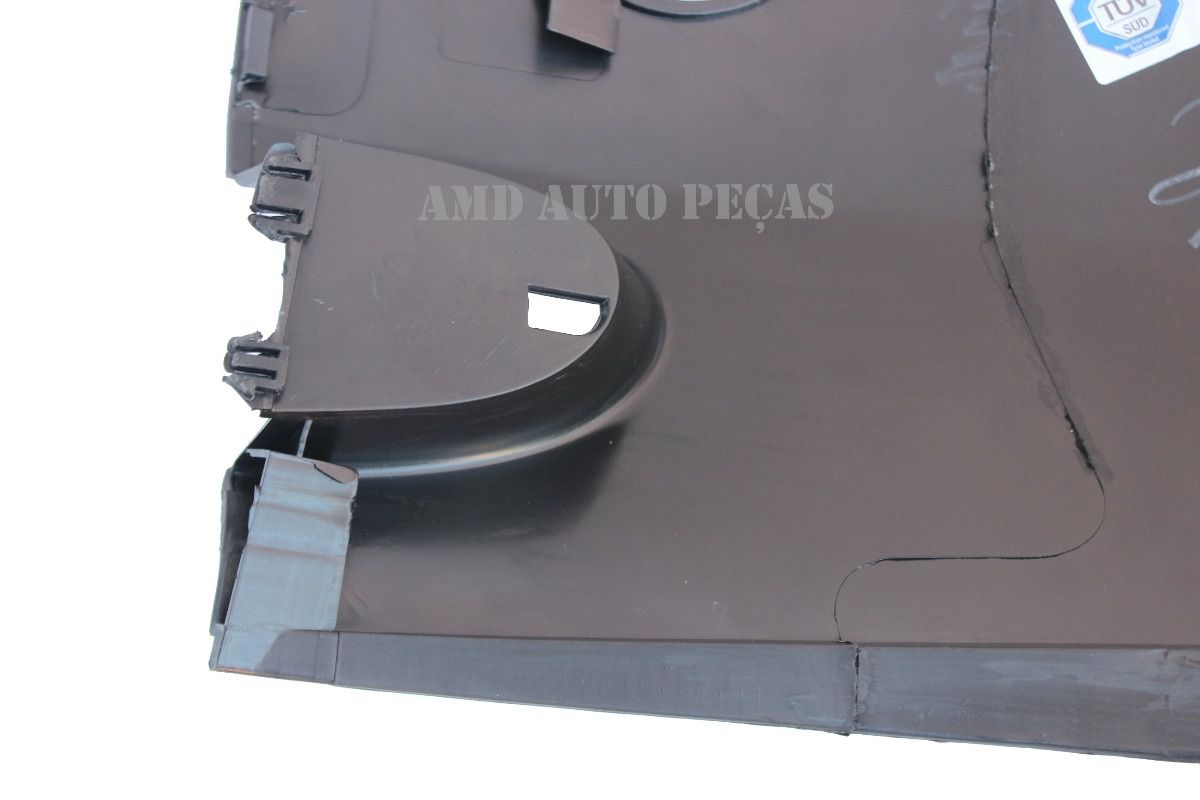 Kit Parachoque Dianteiro Central + Lateral Ford Ka 97 a 02